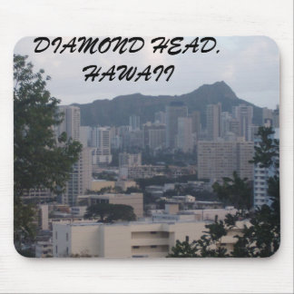 TRESMARIE 031, DIAMANT-KOPF, HAWAII MAUSPADS