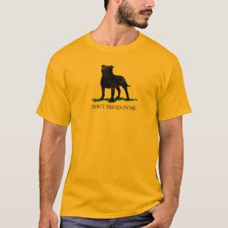 Treten Sie nicht auf mir - getragen/Vintag - T-Shirt