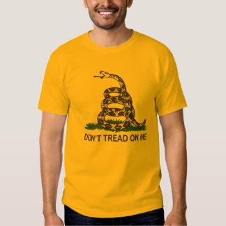 Treten Sie nicht auf mir T Shirts