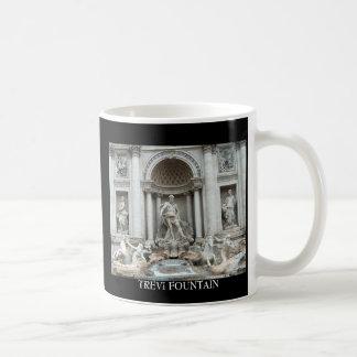Trevi-Brunnen in Rom, Italien Kaffeetasse