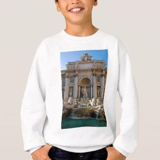 Trevi Brunnen in Rom - Italien Sweatshirt
