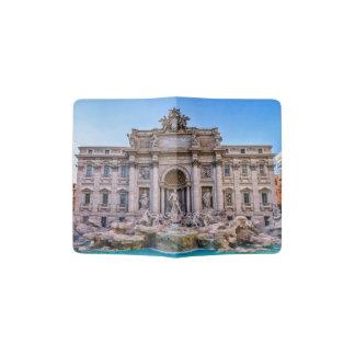 Trevi-Brunnen, Rom, Italien Passhülle