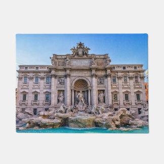 Trevi-Brunnen, Rom, Italien Türmatte