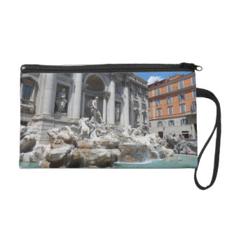Trevi-Brunnen Rom Wristlet Handtasche