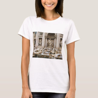 Trevi-Brunnen T-Shirt