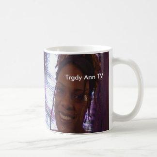 Trgdy Ann FernsehTasse Kaffeetasse