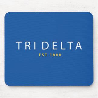 Tri Dreieck | Est. 1888 Mousepad