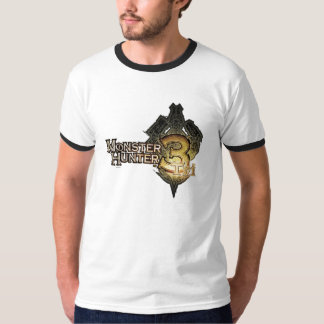 Tri Logo des Monster-Jägers Hemden