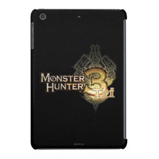 Tri Logo des Monster-Jägers iPad Mini Cover