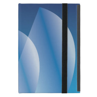 Tri Segel lichtdurchlässiger blauer Himmel Etui Fürs iPad Mini
