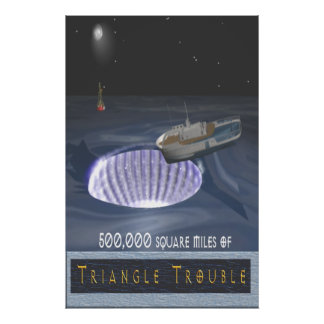 triangleposter poster