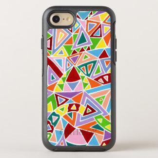 Triangulation OtterBox Symmetry iPhone 8/7 Hülle