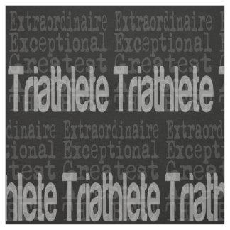 Triathlete Extraordinaire Stoff