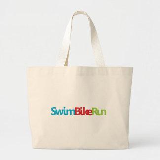 Triathlon-cooler Entwurf Jumbo Stoffbeutel
