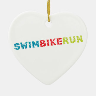Triathlon-cooler Entwurf Keramik Ornament