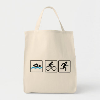 Triathlon Tragetasche