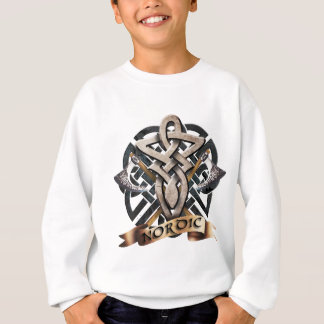 Tribal Knot viking A Sweatshirt