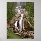 Triberg Wasserfälle Poster