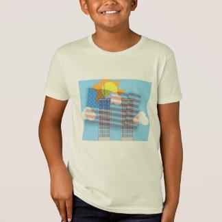 Tribut 911 - einfach T-Shirt
