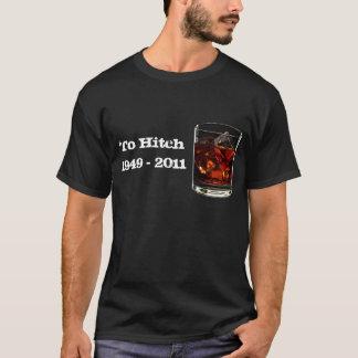 Tribut-T - Shirt Christophers Hitchens