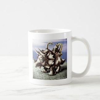Triceratops Dinosaur4 Kaffeetasse