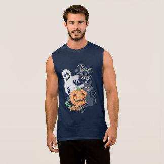 Trick oder Leckerei Ärmelloses Shirt