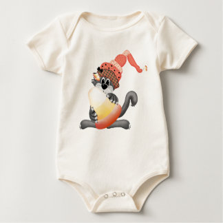 Trick-oder-Leckerei Halloween-Baby-Shirt Baby Strampler