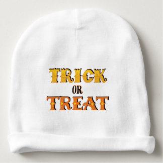 Trick oder Leckerei Halloween Babymütze