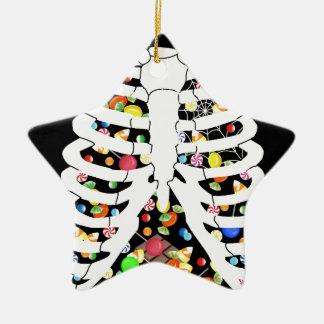 Trick oder Leckerei Keramik Ornament