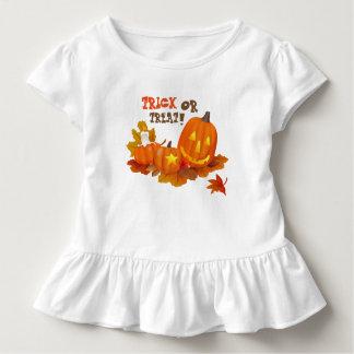 Trick oder Leckerei! Kleinkind T-shirt