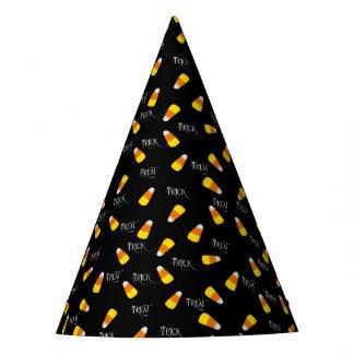 Trick-oder Leckerei-Süßigkeits-Mais Partyhütchen