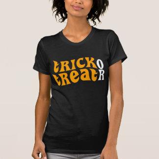 Trick-oder Leckerei-T - Shirt