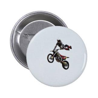 TrickMotocross Runder Button 5,1 Cm