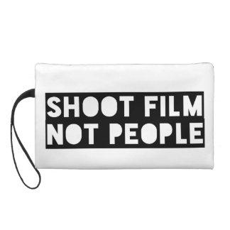 Trieb-Film-nicht Leutewristlet-Film-Tasche Wristlet