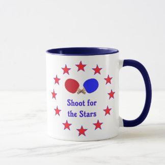 Trieb für das Stern-Klingeln Pong Tasse