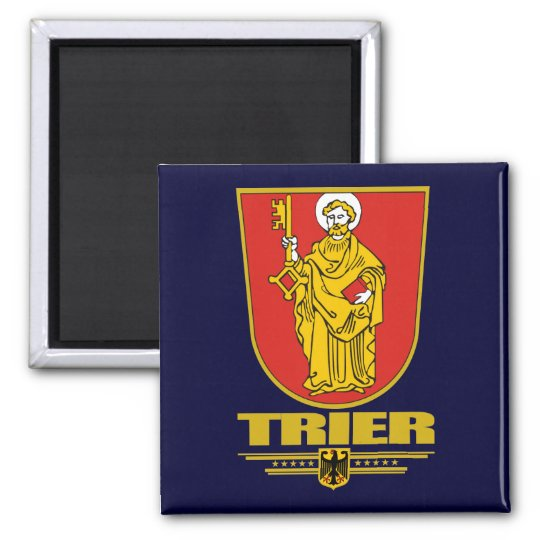 Trier Magnet Zazzle De