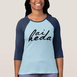 Trigedasleng T - Shirt: Ai Heda (mein Kommandant) T-Shirt
