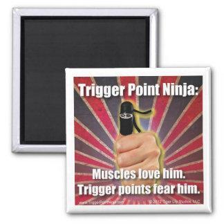 Triggerpunkt Ninja ® Muscles Liebe er Quadratischer Magnet