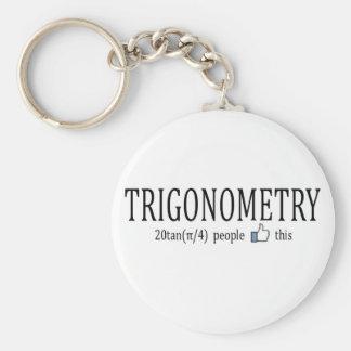 Trigonometry_facebook mögen schlüsselanhänger