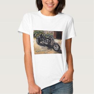Trike Motorrad Tshirt