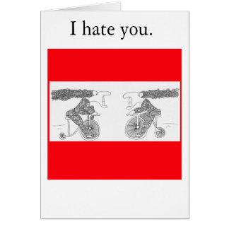 trikecrash, hasse ich Sie Karte