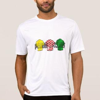 Trikot-Trikot-König der Berge T-Shirt