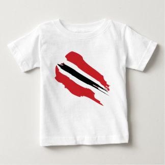 Trinbago Flaggen-T - Shirt (Säugling)