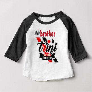 Trini 2 de bone (Bruder) Baby T-shirt