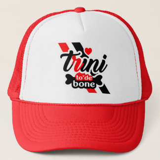 Trini To De Bone Truckerkappe
