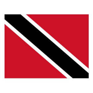 Trinidad and Tobago Postkarte