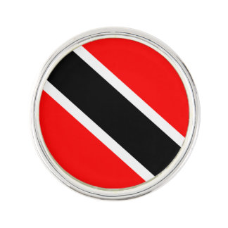 Trinidad- and Tobagorevers-Button Anstecknadel