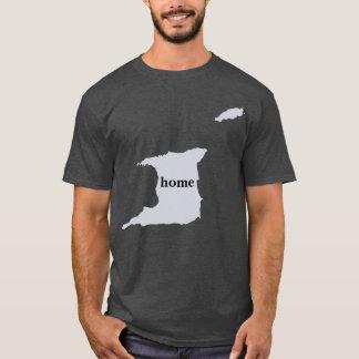 Trinidad- and TobagoZuhause-Karte T-Shirt