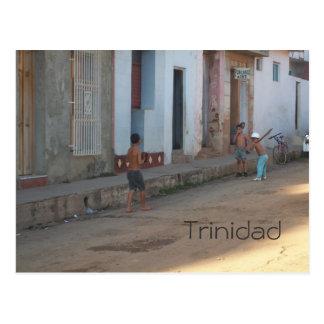 Trinidad, Kuba Postkarte