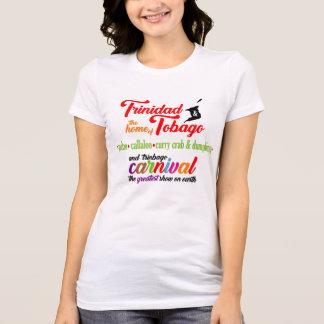 Trinidad- u. Tobago--dZuhause von… 3 (Licht) T-Shirt